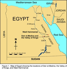 5 THEMES OF GEOGRAPHY - Ancient Egypt